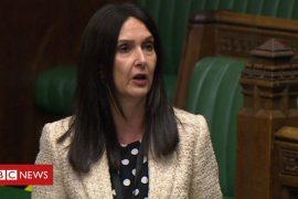 Govt-Positive MP Margaret Ferrier apologizes for visiting Parliament