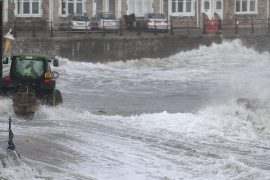 UK weather: Heavy rain in some parts of Britain with 'life threatening' warning   UK News
