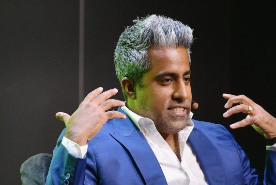 Writer Anand Giridharadas criticizes corporate directors