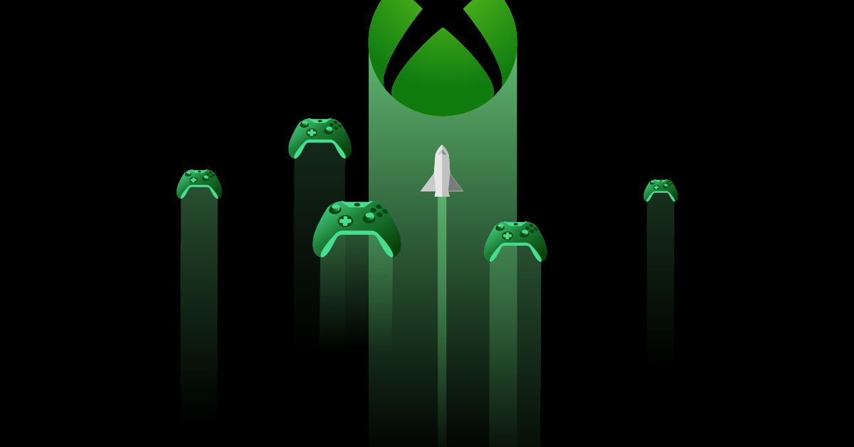 The Xbox leader mentions the TV streaming sticks for XCloud