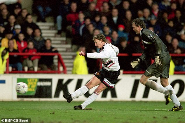Rashford became the second United player to score a hat-trick off the bench in 1999 after Soulscare scored four goals in an 8-1 win at Nottingham Forest.