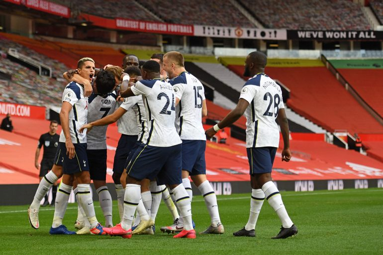 Manchester United vs Spurs result, final score and report