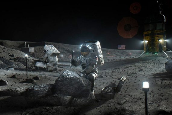 NASA is about to release an 'amazing new discovery' about the moon