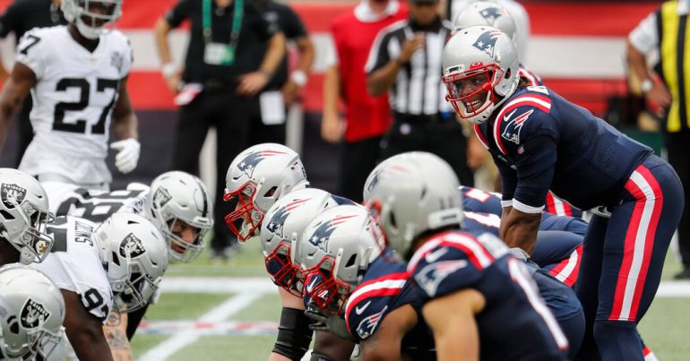Patriots-Chiefs game postponed after positive corona virus tests on both teams
