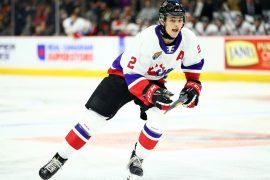 Rangers defender Braden Schneider will be lured after the NHL draft trade