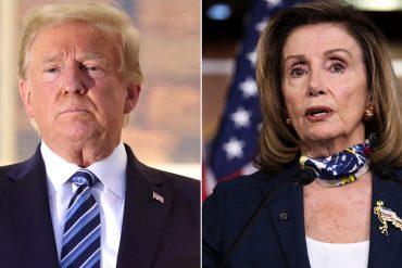 Trump's $ 1.8 trillion stimulus plan faces opposition from Pelosi and Senate GOP