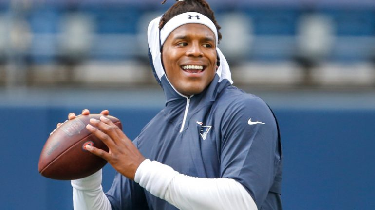 When will the Patriots' Game Newton return from the COVID-19 list? NFL rules are explained