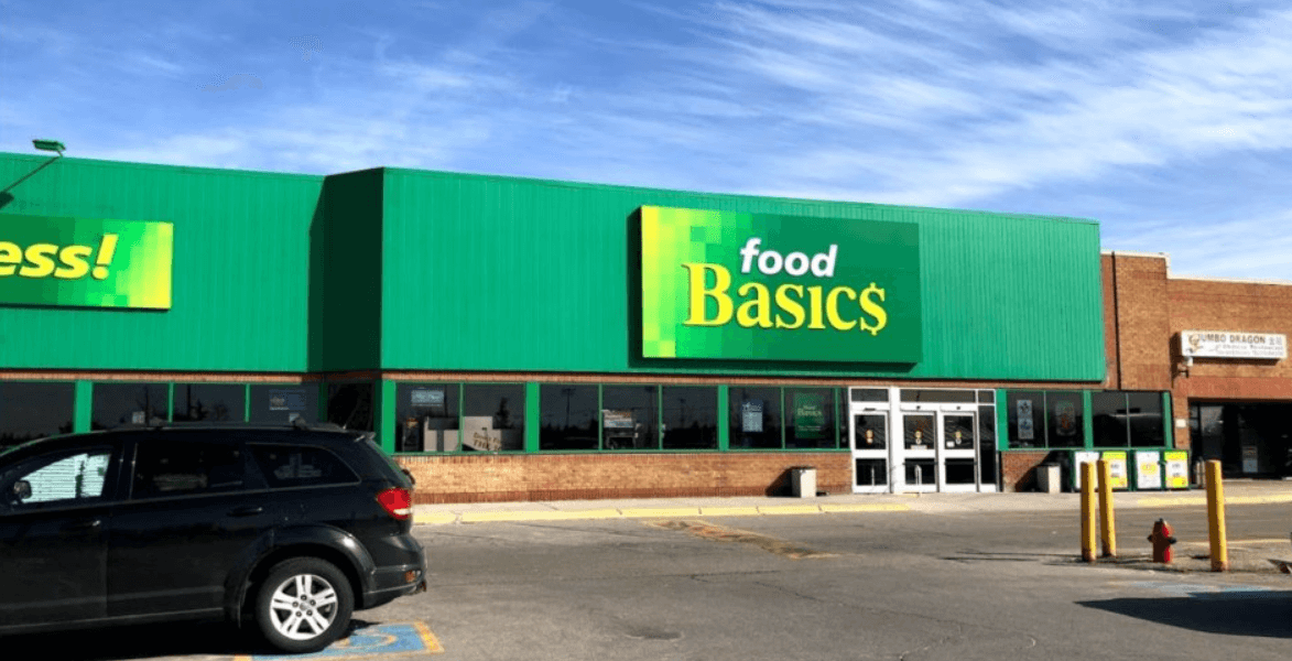 How Food Basics is facing the heavy Competiton