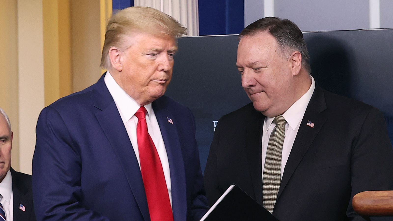 Despite Biden's victory, Pompeo says 'there will be a smooth transition to our second Trump administration'