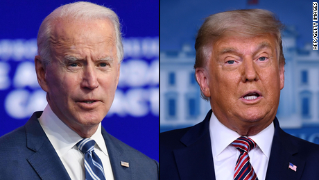Cases of attempts to disrupt Biden's success in four states are being withdrawn