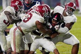 AB Top 25: Alabama is back on top; Up to Notre Dame No.2