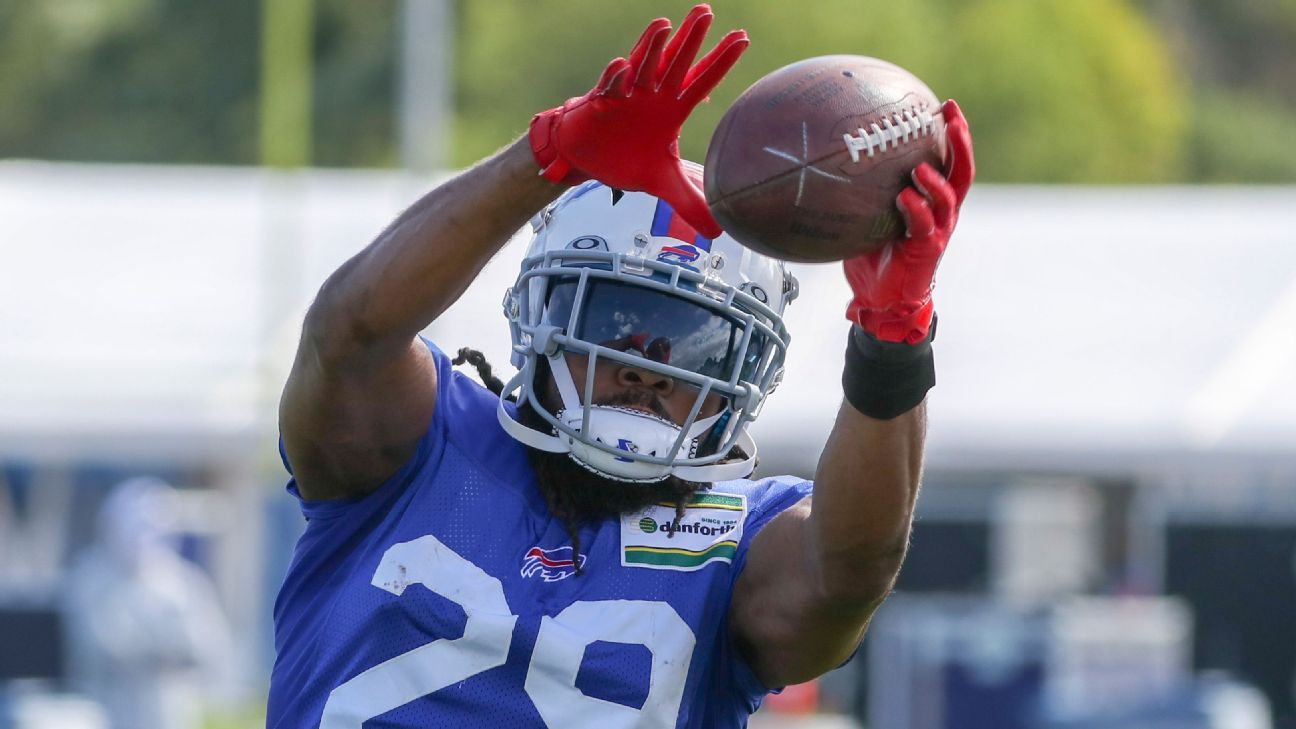 Buffalo Bills C.P.  Josh Norman tests positive for corona virus;  3 persons on Reserve / Govt-19 list