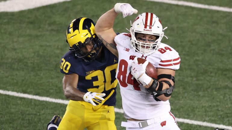Michigan vs. Wisconsin score, takeaways: No. 13 badgers smash wolverines for easy road victory