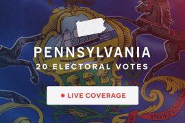 Pennsylvania 2020 Election Results