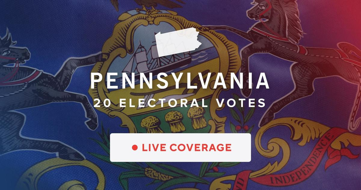 Pennsylvania 2020 Election Results