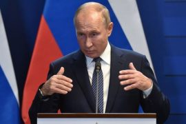 Putin's news: Analyst says Russia's leader has 'cancer problem' News