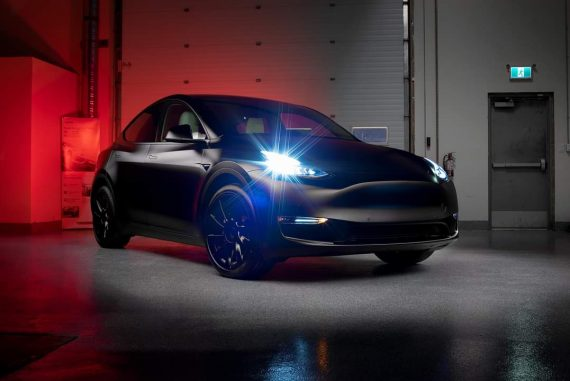 Tesla is technically laying the groundwork for the upcoming Model Y invasion in China