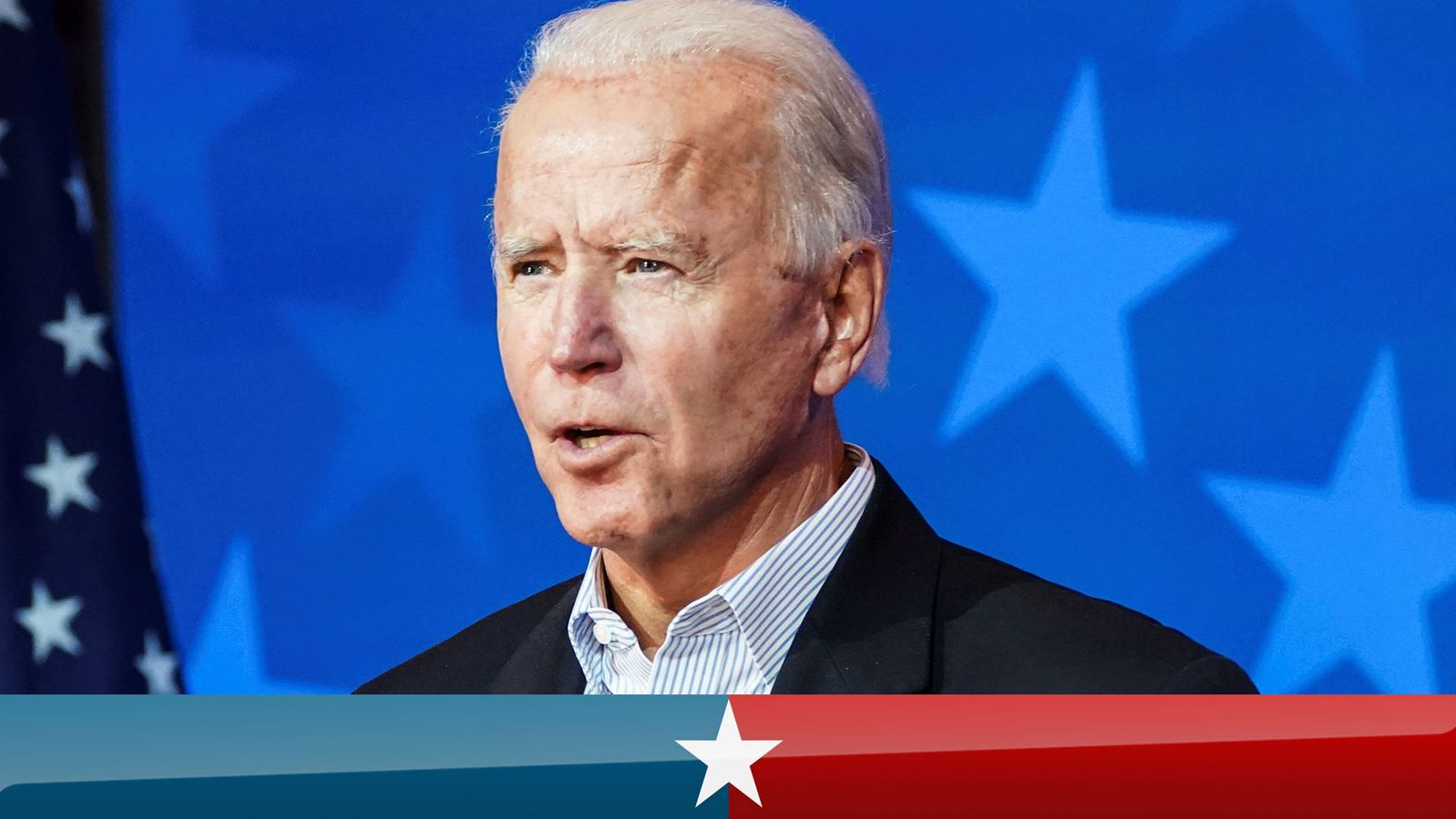 US election 2020 live: Biden waits despite growing presence in key states – Trump recommends legal action |  U.S. News