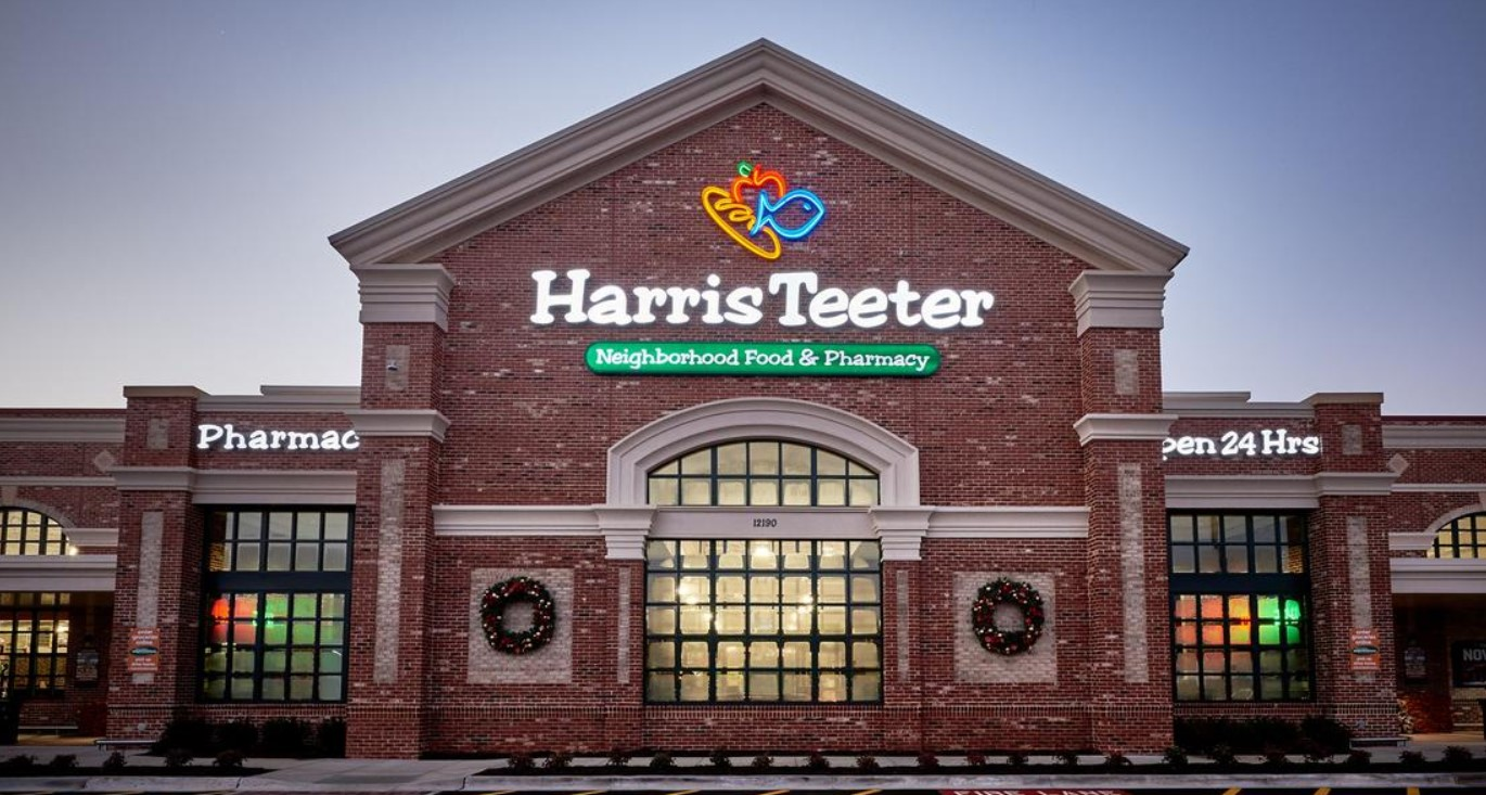 Changes with Harris Teeter Gas Charges