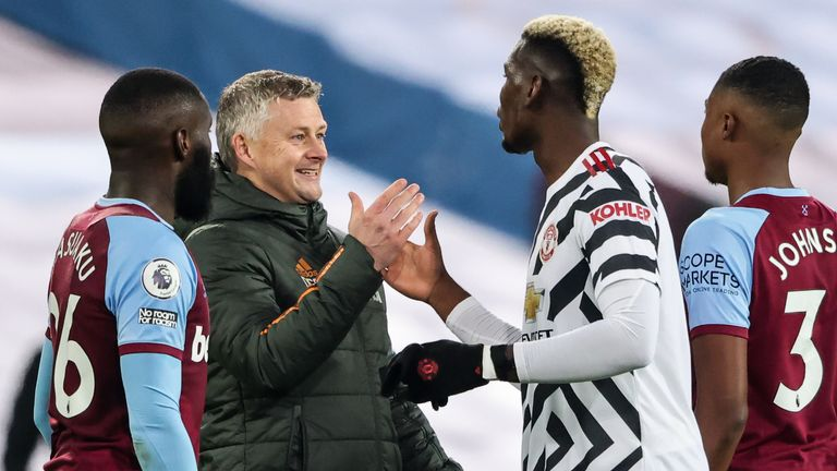 Ole Gunner shares his delight with the return of Soulscare United
