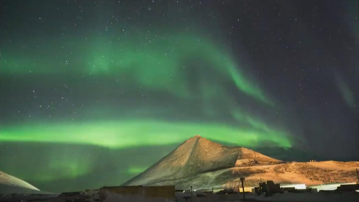 North Colorado Aurora Borealis / Northern Lights – CBS Denver