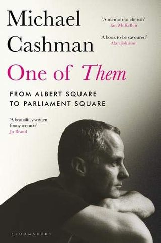 One of them: Michael Cashman from Albert Square to Parliament Square