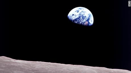 Apollo 8 marks 50 years of uniting the broken world