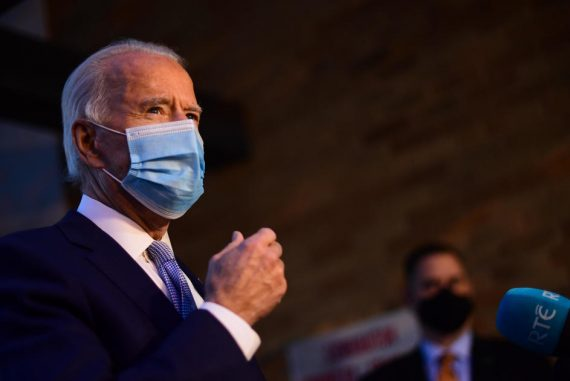 Biden says he plans to ask Americans to wear masks for his first 100 days