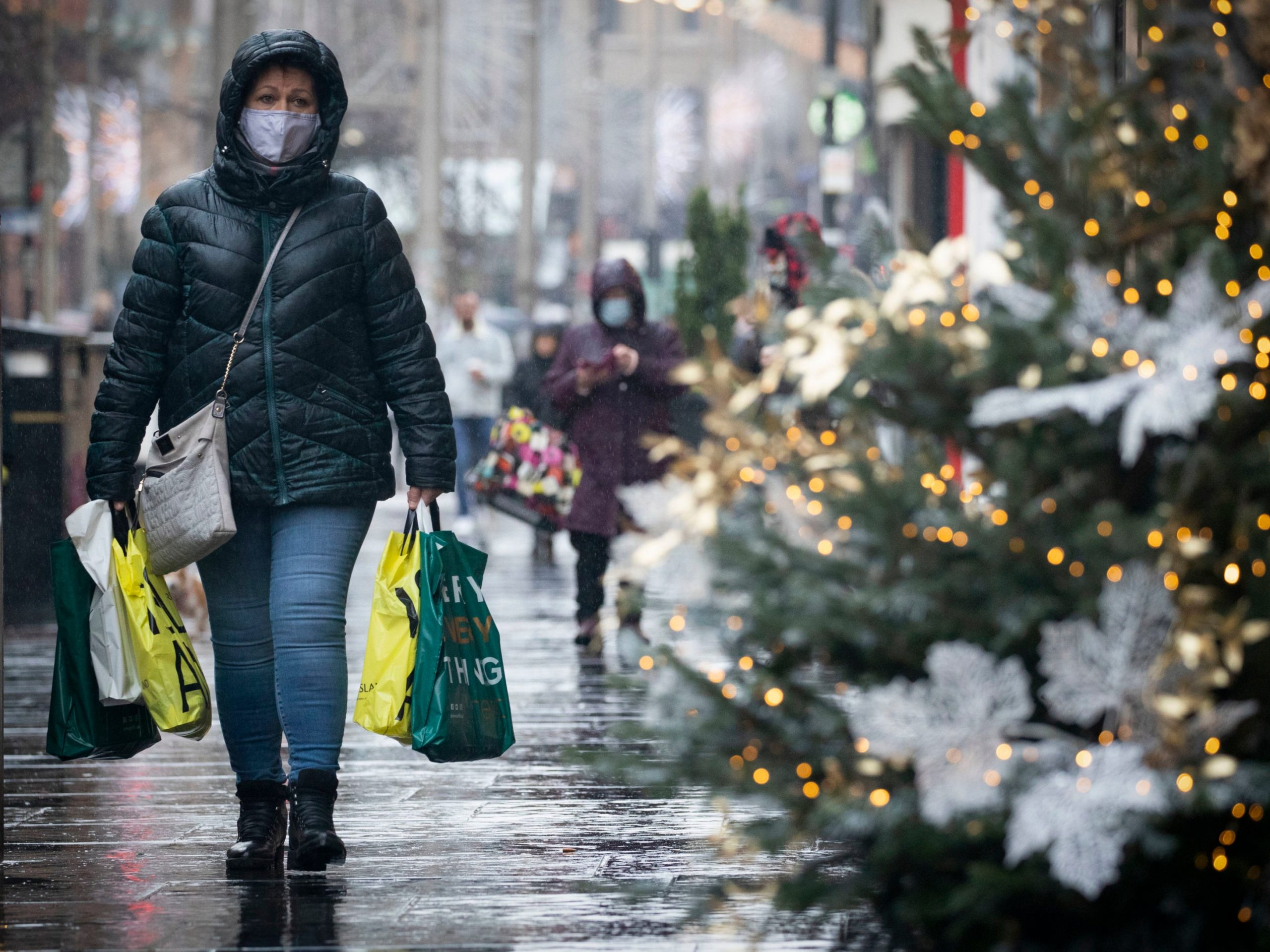 Corona Virus News Live: The latest updates on the UK facing the 'disaster' of Christmas