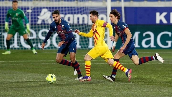 FC Barcelona – La Liga: Barcelona record Messi wins by the end of the season