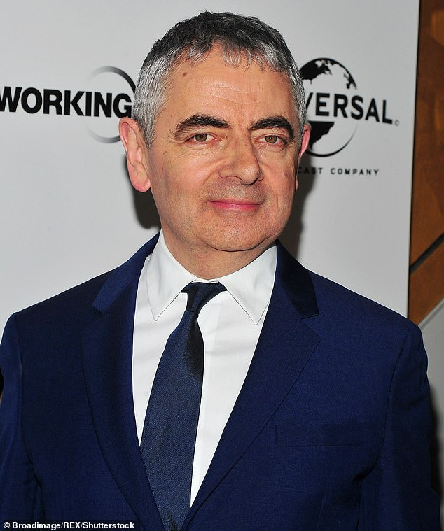 The actor (pictured), who will be voicing the character in the upcoming animated Mister Bean, told Radio Times: It's easier for me to do the character out loud than visual.  I don't enjoy playing it much