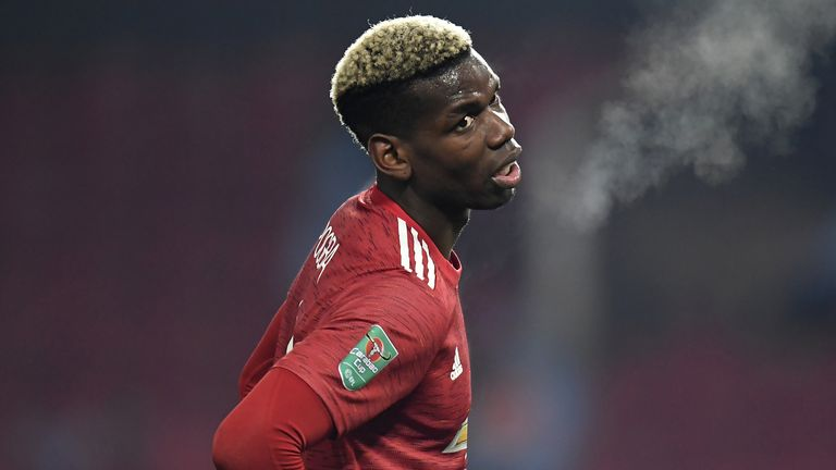 Paul Pogba says the UN team must focus on the details to take the next step