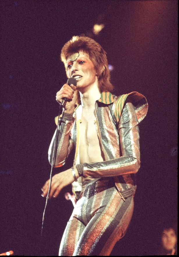 David Bowie was a true music icon and continued creativity until his death