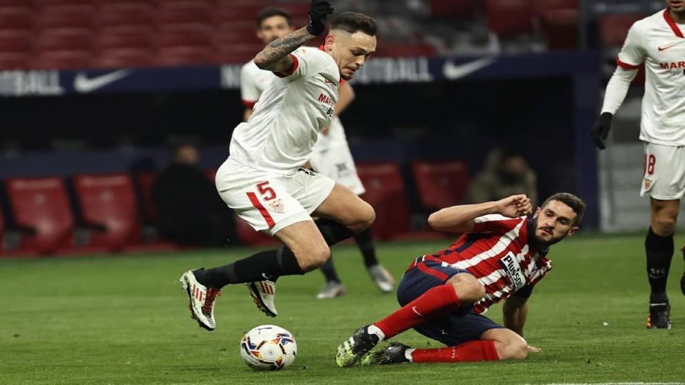 Atletico vs Sevilla: Ruthless Atletico Madrid looks past Sevilla