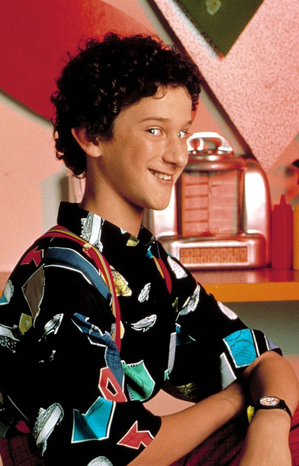 Bell saved her - where are they now?  Dustin Diamond