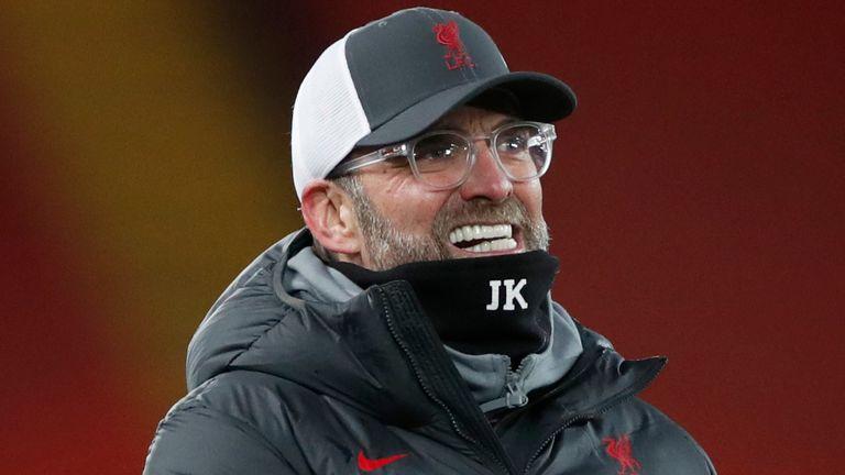 According to Graeme Souness, Jurgen Klopp should defeat Liverpool Manchester United