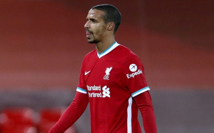 Joel Matip: Liverpool defender returns to training before the Manchester United match |  football news
