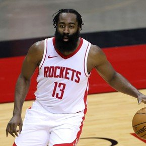 Big step up in this year's NBA: James Harden to the Nets