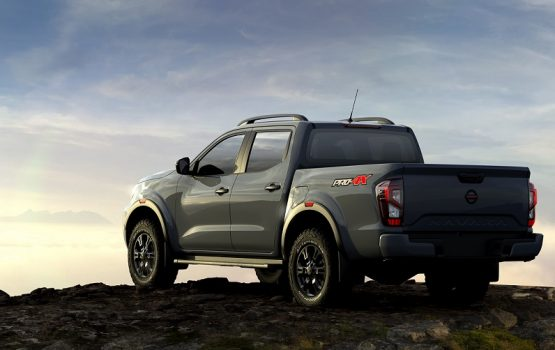 Poplinota |  The new Nissan Frontier: stronger and more shatter-resistant