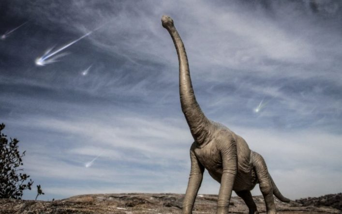 Dinosaurs in space: A scientist who has a chance to find their bones on the moon