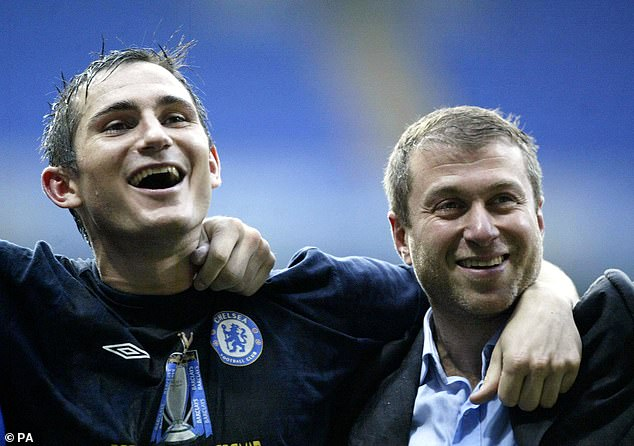 Lampard thanked the owner Roman Abramovich, who admitted that deporting him was `` difficult