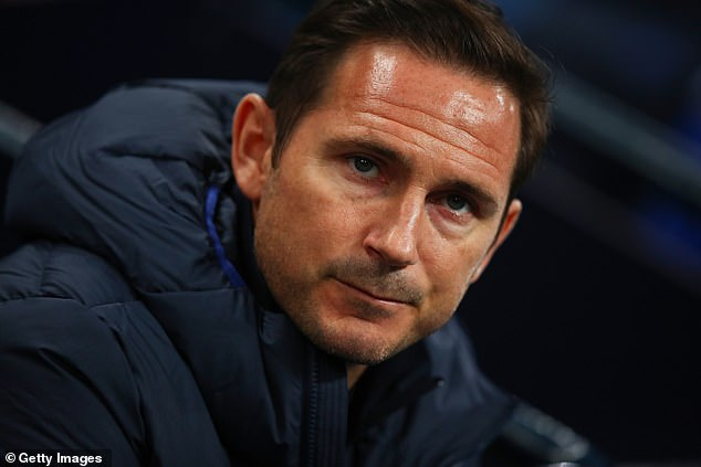 Frank Lampard breaks his silence with grace and thanks Roman Abramovich after being fired by Chelsea
