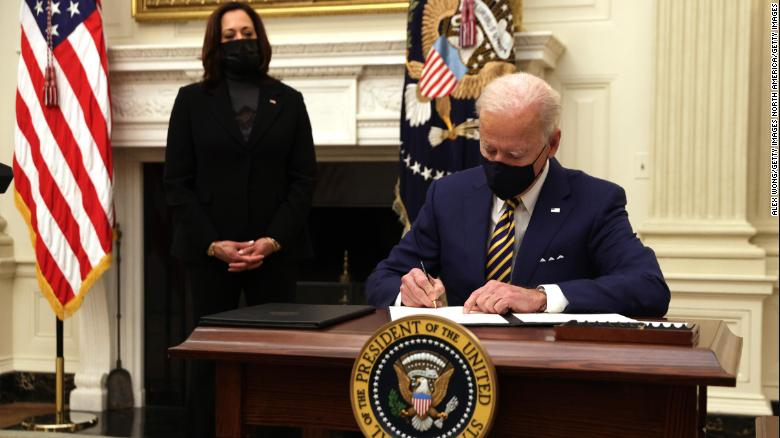 Biden to sign equity-related orders and administrative actions