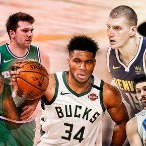 The Balkans took over the NBA