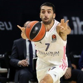 Campazzo was voted the best goalkeeper in the Spanish league in the last decade