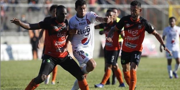 Alianza and Agila will contest the 2020 Apertura Final
