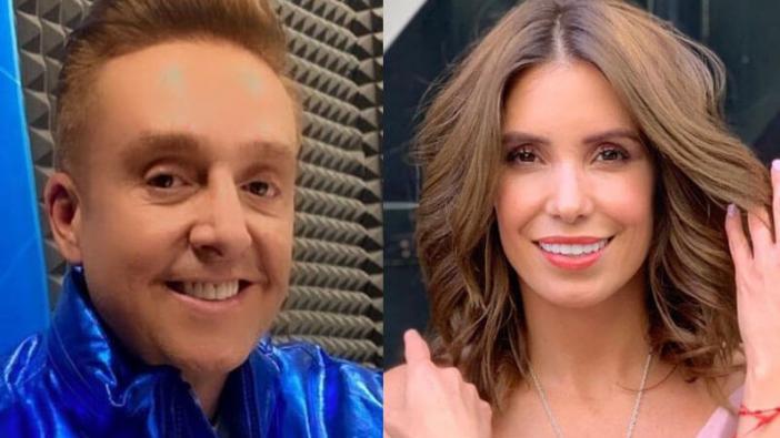 Andrea Escalona reveals that Daniel Bisogno left her in her bones