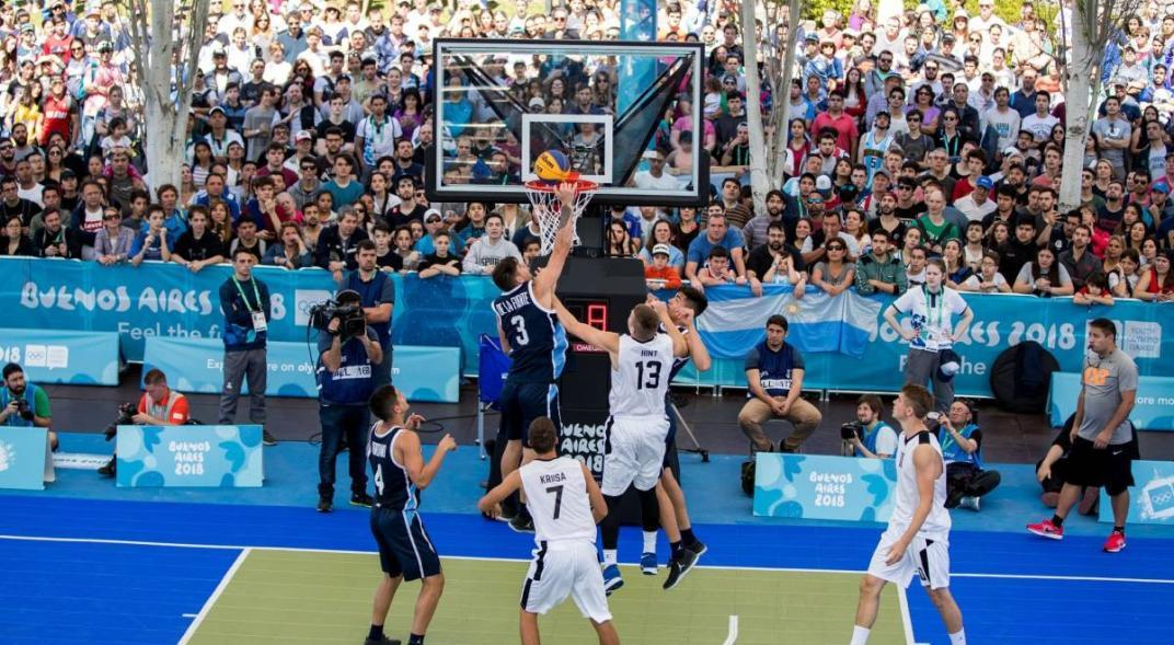 Authorization of the return of basketball competitions in Cordoba