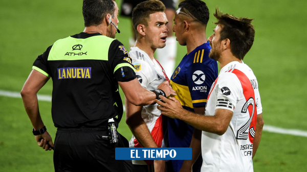 Boca Juniors River – International Football – Rejects Superstar Storyteller's Racist Opinion with Sports