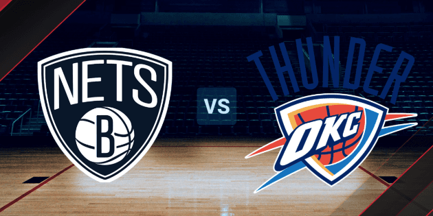 Brooklyn Nets vs.  Oklahoma City Thunder LIVE ONLINE from the NBA: Time, TV Channel, Streaming and Potential Lineups